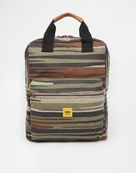 Wood Wood Rick Bag Brown