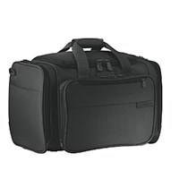 Briggs And Riley Baseline Deluxe Travel Tote Black