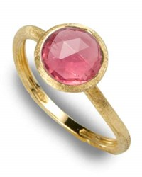 Marco Bicego Jaipur 18K Gold And Pink Tourmaline Ring