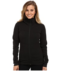 Black Diamond Coefficient Hoody Black Women's Sweatshirt