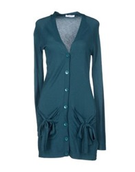Fly Girl Cardigans Deep Jade