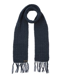 Barts Accessories Oblong Scarves Women Dark Blue