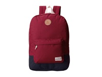Quiksilver Tracker Backpack Cabernet Backpack Bags Burgundy