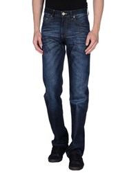 Tommy Hilfiger Denim Denim Denim Trousers Men Blue