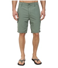 Oakley Hybrid Cargo Surplus Green Men's Shorts Olive