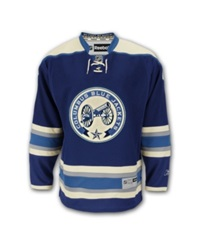Reebok Men's Columbus Blue Jackets Premier Jersey Lightblue