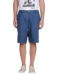 Misericordia Denim Bermudas Blue