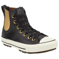 Converse Chuck Taylor All Star Chelsea Boot Hi Top Trainers Black