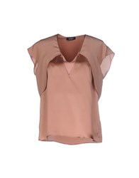 Max And Co. Blouses Pastel Pink