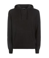 Dolce And Gabbana Cashmere Hooded Sweater Black