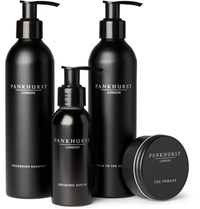 Pankhurst London Hair Gift Box Black