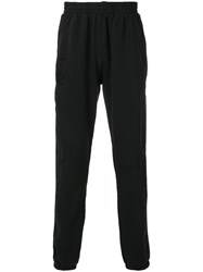 Yeezy Classic Fit Track Pants Cotton Spandex Elastane Black