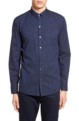 Zachary Prell Men's Kinnear Print Shirt