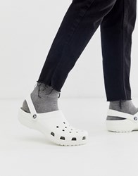 Crocs Classic Shoes In White