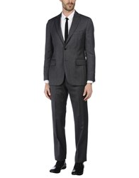 Piombo Suits Steel Grey
