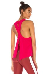 Alala Flyback Tank Pink