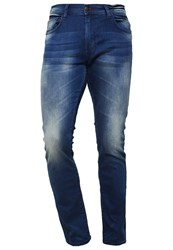Petrol Industries Sherman Slim Fit Jeans Day Dream Blue Denim