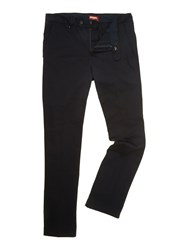Merc Men's Press Side Pocket Trousers Navy