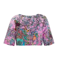 Mary Katrantzou Matado Cropped Jacket