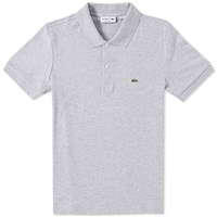 Lacoste Jersey Polo Grey