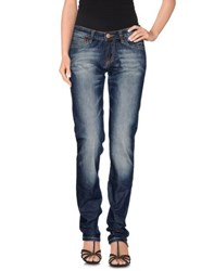 Sun 68 Denim Denim Trousers Women