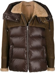 Drome Hooded Puffer Jacket 60