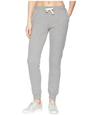 Ugg French Terry Joggers Heather Grey Casual Pants Gray