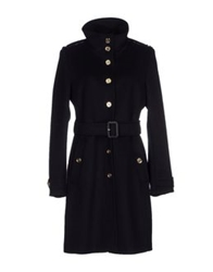 Antonio Croce Coats Dark Blue
