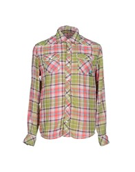Blend Of America Blend Shirts Shirts Men Light Green