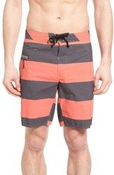 Patagonia Men's Wavefarer Board Shorts Spiced Coral