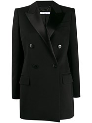 Givenchy Satin Lapels Double Breasted Blazer 60