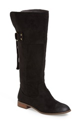 Bc Footwear 'Collective' Boot Women Black Fabric