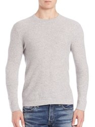 Polo Ralph Lauren Cashmere Crewneck Sweater Metro Grey