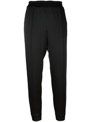 Haider Ackermann Straight Trousers Black