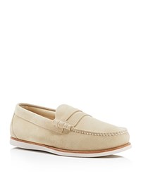 G.H. Bass And Co. Brogan Penny Loafers 100 Bloomingdale's Exclusive Cream
