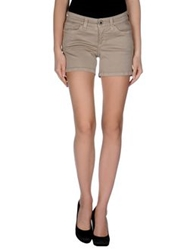 S.O.S By Orza Studio Shorts Beige