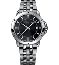Raymond Weil Tango Stainless Steel And Black Watch