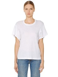 Helmut Lang Light Weight Cotton Jersey T Shirt