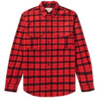 Filson Alaskan Guide Shirt Red