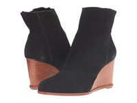 Matt Bernson Brooklyn Black Women's Boots