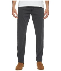 Hudson Blake Slim Straight In Dusted Charcoal Dusted Charcoal Men's Jeans Black