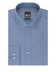 William Rast Slim Dobby Dress Shirt Steel Blue