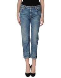 Pence Denim Pants Blue