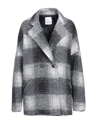 George J. Love Coats And Jackets Coats Women Grey