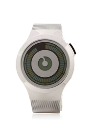 Ziiiro Saturn Watch Silver
