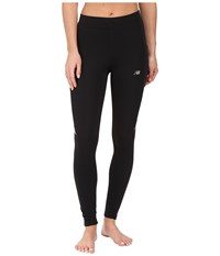 New Balance Accelerate Tights Black Women's Casual Pants