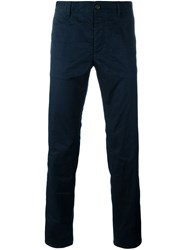 Dsquared2 Slim Fit Chinos Blue