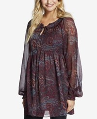 Motherhood Maternity Printed Tunic Paisley