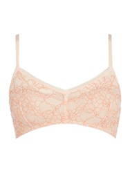 Sloggi Light Lace 2.0 P Bra Coral