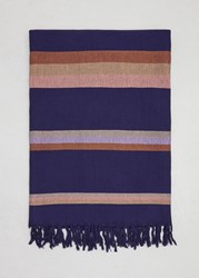 Minna Beach Towel Plum